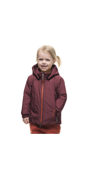 Houdini Kids Switch Jacket Breaking Red